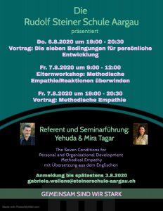 Vorträge und Workshop